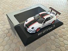 PORSCHE OFFICIAL 911 997 GT3 CUP S RACECAR 1:43 MODEL MINICHAMPS Ltd Ed 2008 NIB