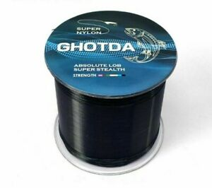 Fishing Line 500M Nylon Fly Freshwater Super Strong Monofilament Floating Wire