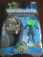 Van Helsing Monster Slayer DRACULA Coffin Playset Action Figure - Rare - NEW
