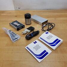 Metrosonics db-3100 Sound Analyzer & Acoustical Calibrator With Case And Extras