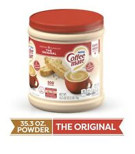 NEW Coffee-mate Original Powder Coffee Creamer 35.3 Ounce Exp 11/21