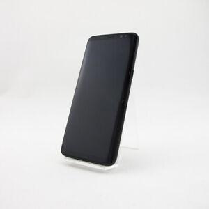 Samsung Galaxy S8 SM-G950F Schwarz Guter Zustand Geprüfte Händlerware