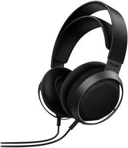 Philips Fidelio X3/00 Over Ear Kopfhörer Offen schwarz Kopfbügel Kabelgebunden