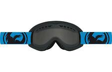 Dragon Alliance DXS Ski snowboard Goggles Dragon Kids Blue/Smoke NEW