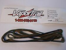"""New Vapor Trail 38"""" Control Cable Bow Archery Usa Lots More Listed"""