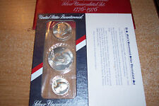1976 UNCIRCULATED SILVER SET - 10% OFF WHEN YOU BUY 3 OR MORE