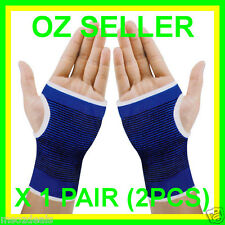 PALM WRIST SUPPORT SPORTS GUARD GYM WORKOUT BRACE RELIEF PROTECTION BREATHABLE