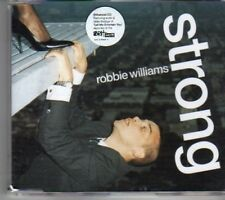(CX616) Robbie Williams, Strong - 1999 CD