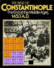 Variant Counters Siege of Constantinople, SPI, S&T 66