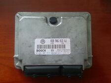 VW POLO/ SEAT IBIZA ECU 1.9 SDI 64 AGP 038906013AJ  0281001912 IMMO OFF
