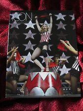 Madonna Icon Quarterly 41 Official Fan Club Magazine Promo Not For Sale Tour Sex
