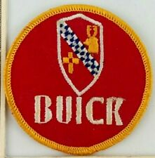 Buick Emblem Patch Embroidered Automobile Mechanic Vintage Engine Car Hat Jacket