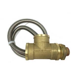 Zirkulationslanze für Hygienespeicher zur Trinkwasserzirkulation DN8