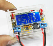 DC-DC Adjustable Step Down Power Supply Module Voltage Current LCD Display FS