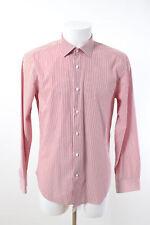 RENE LEZARD Hemd Gr. 42 (Kragenweite 40 cm ) Stretch klassisches Business Hemd