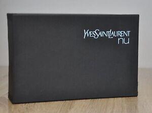 NU Yves Saint Laurent SET EDP 50ml & Black Soap 140g, Vintage, Rare, New in Box