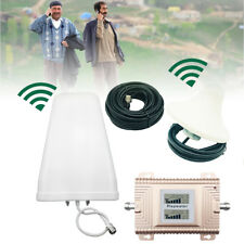 Mobile Signal Booster Dual Band Cellular Signal Repeater CDMA/PCS 850/1900MHz