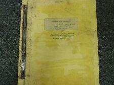 Pettibone B400 B417 B419 Loader Backhoe Parts Catalog & Service Repair Manual