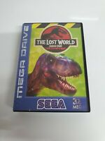 Sega Mega Drive The Lost World Jurassic Park - tested fully working