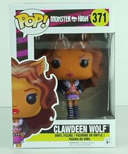 Funko - Monster High Clawdeen Pop Movies Figure #371 Vinyl Action Figure New N2