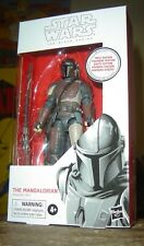 "8STAR WARS BLACK SERIES 6"" FIRST EDITION THE MANDALORIAN FIGURE #94"