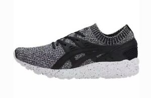 Asics Gel Trainers Oreo Size 4.5 Great Condition Running Shoes