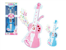 MUSICAL B/O VIOLIN PLAY SET W/LIGHT (COLOR MAY VARY)