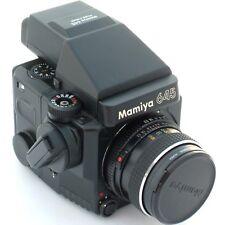 Mamiya 645 Super / Prism /  80mm f2.8 C / Super 120 Back; very good condition