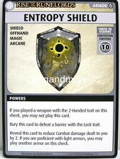 PATHFINDER Adventure Card Game - 1x Entropy Shield-Spires of Xin shalast