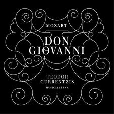 TEODOR/MUSICA AETERNA CHOR & ORCH./+ CURRENTZIS - DON GIOVANNI  4 VINYL LP NEU