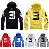 Mens Womens Eminem Hip Hop Sweater Fleece Hoodie Hoody Jacket Sweatshirt Rap New