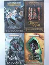 Paths of Darkness Gift Set (Forgotten Realms: Paths of Darkness) (v. 1-4) by R.