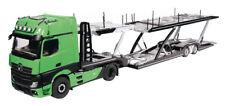 1:18 NZG Mercedes Car Transporter set Actros Gigaspace 4x2 FH25