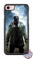 Halloween Jason Friday the 13th scary phone case for iPhone Samsung LG HTC gift