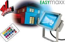 EasyMaxx LED Strahler Magic mit Fernbedienung / mehrfarbig