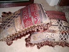Decorative Pillow Set Original Shirl's Boutique Nwot