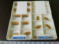 SECO LCMR 160404-0400-MT CP500 10 PCS CARBIDE INSERTS FREE SHIPPING