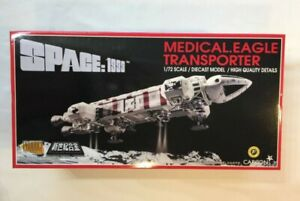 SPACE 1999 Medical EAGLE TRANSPORTER 1/72 Scale Diecast Model Gerry Anderson