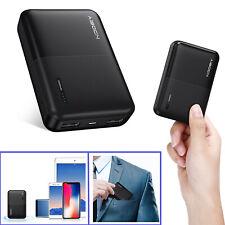 10000mAh Mini Power Bank USB Rapid Charge Portable Mobile Phone Battery Charger