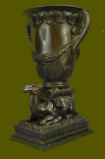 CLEARANCE SALE Hot Cast by Lost Wax Camel Planter Bronze Sculpture