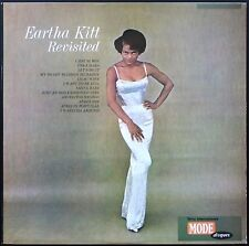 EARTHA KITT REVISITED RARE LP 33T ORIGINAL BIEM  MODE VOGUE MDK 9416