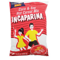 INCAPARINA Cereal de Maiz y Soya 450 gr. 2 PACK | Corn & Soy Cereal 15.9 oz.