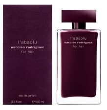NARCISO RODRIGUEZ L'ABSOLU FOR HER 100ML EDP WOMEN NEW IN BOX.