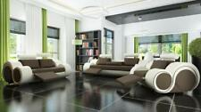 Sofa Set 2 Seat Sofa Couch Pads Leather Set New in Stock