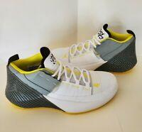 Brand New Jordan Why Not Zero.1 Chaos White Men's Size 11.5   BV5498-100