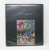 1995 Fleer Marvel Metal Trading Complete Card Base Set 1-138 VG/NM Clean