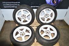 JDM TRD SP T3 RAYS Wheels Rims 16x7J+33 5x114.3 MR-2 SW20 IS300