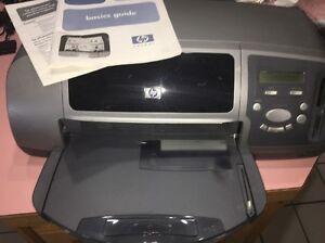 HP Inkjet Photosmart 7350 Digital Photo Thermal Printer-NICE