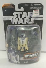 Star Wars 2006 Episode III Heroes & Villains Collection R2-D2 11 of 12 NEW