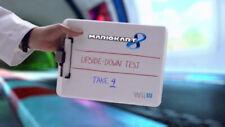 "MARIO KART 8 🏎️ UPSIDE-DOWN TEST - TV COMMERCIAL FILM 🏎️ NINTENDO Wii U ""RARE"""